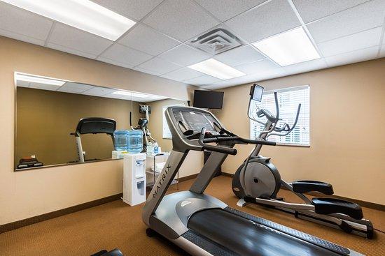 Killeen, Техас: Fitness Center