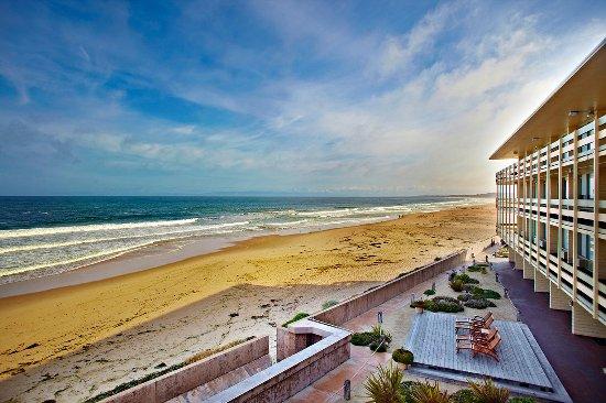 Monterey Tides, a Joie de Vivre hotel: Beach View North