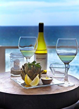 Monterey Tides, a Joie de Vivre hotel: Restaurant View