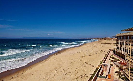 Monterey Tides, a Joie de Vivre hotel: Beach