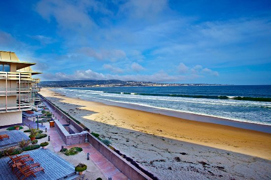 Monterey Tides, a Joie de Vivre hotel: Beach View South