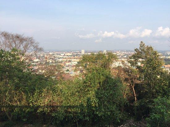 Bang Lamung, Thailand: Towards Pattaya