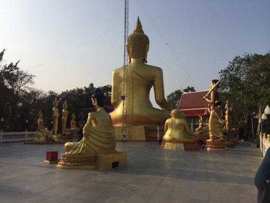 Bang Lamung, Thailand: Big Bhudda
