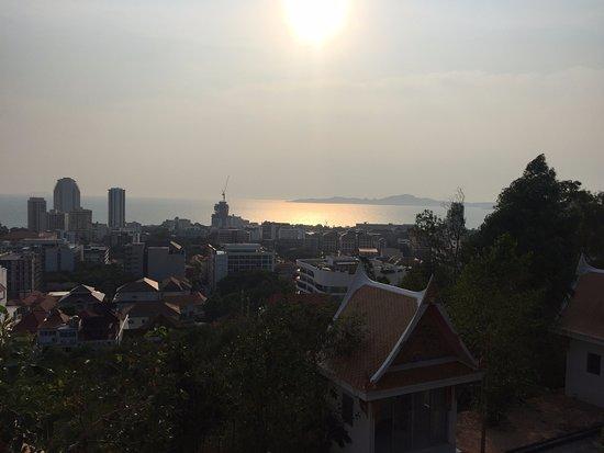 Bang Lamung, Thailand: towards Jomtien and Koh Lan