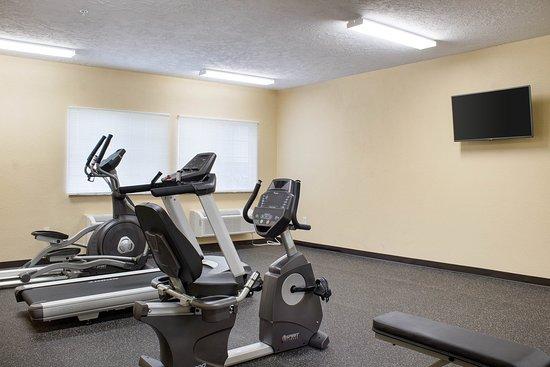 Yankton, Dakota do Sul: Fitness Room