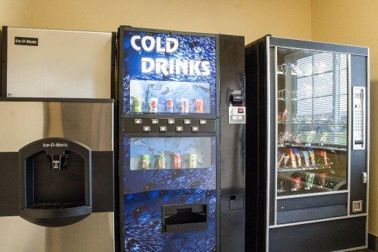 Yankton, Dakota do Sul: Vending area