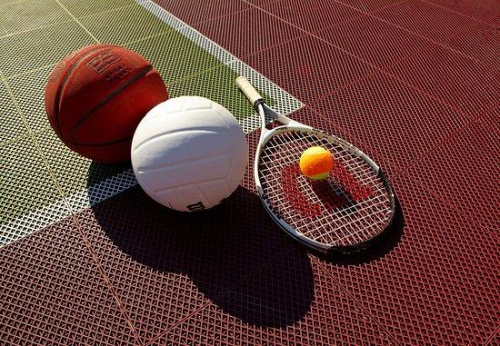 Dublin, OH: Sport Court - Equipment