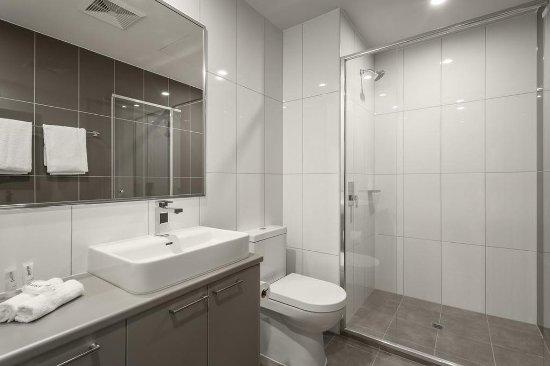 Liverpool, Australien: Bathroom