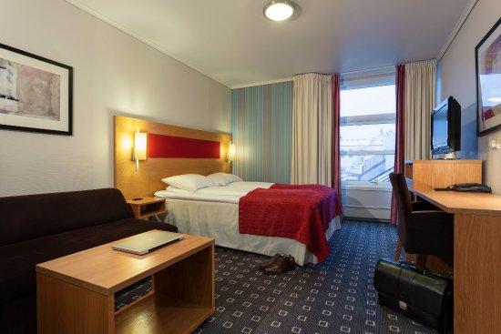 Scandic Kristiansund Standard Room Queen Bed