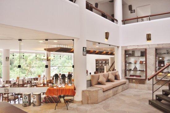 Tierra Viva Machu Picchu: Lobby