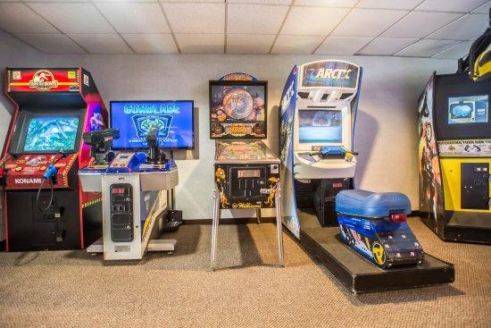 New Columbia, PA: Pa Arcade