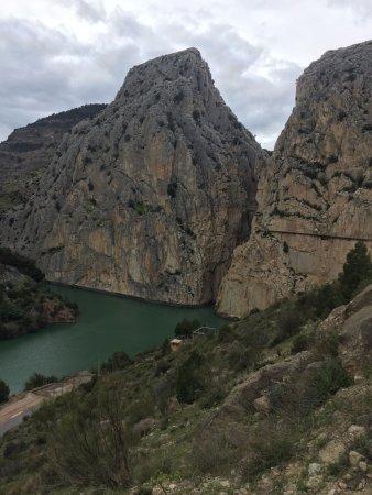 El Chorro, Spagna: Оглядываясь назад