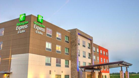 สเปนเซอร์, ไอโอวา: Holiday Inn Express Spencer