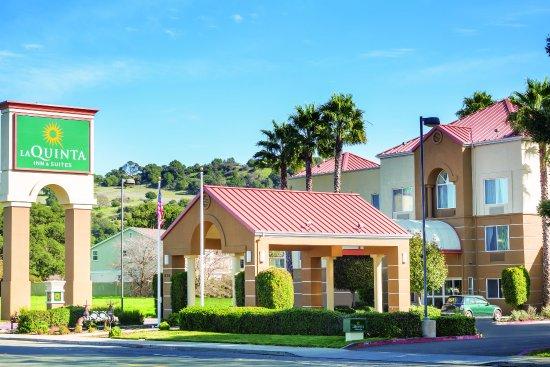 La Quinta Inn & Suites Fairfield - Napa Valley: ExteriorView