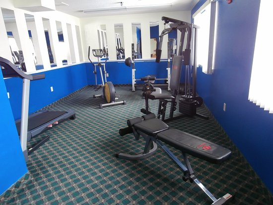 Spring Valley, MN: Fitness Center