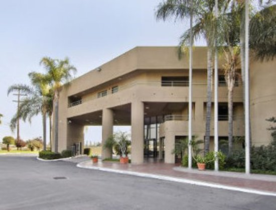 Commerce, كاليفورنيا: Welcome to the Travelodge Commerce Los Angeles Are