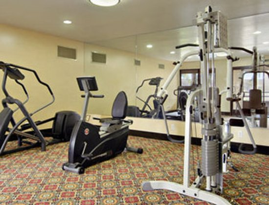 Commerce, CA: Fitness Center