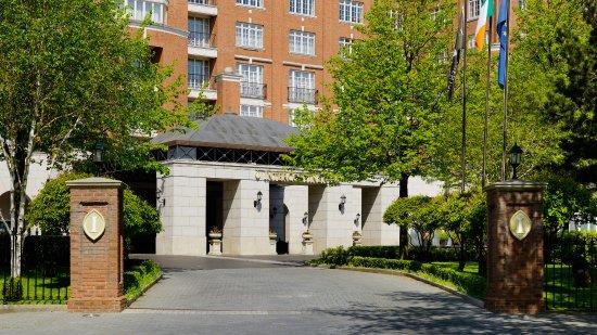 InterContinental Dublin Entrance