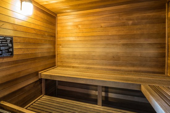 Othello, WA: Sauna
