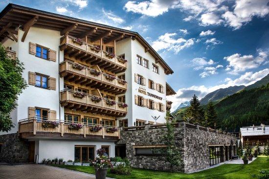 Hotel Tannenhof St Anton Am Arlberg