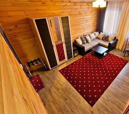 Bratsk, Russia: Guest Room