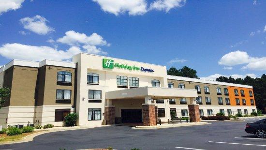 Madison, GA: Hotel Exterior