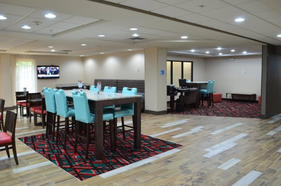 Madison, GA: Hotel Lobby