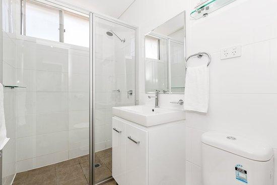 Mudgee, Australien: Bathroom