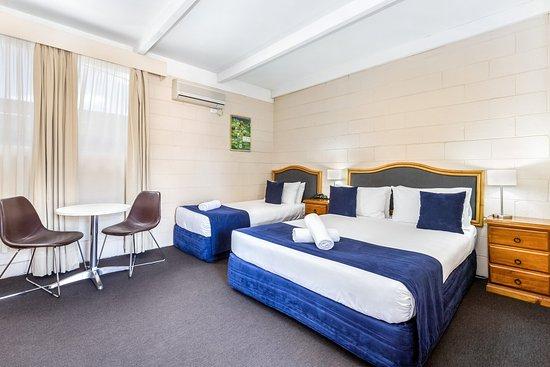 Mudgee, Austrália: Guest room