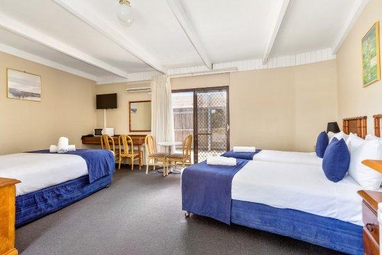 Mudgee, Australia: Guest room