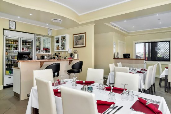 Miles, ออสเตรเลีย: Restaurant