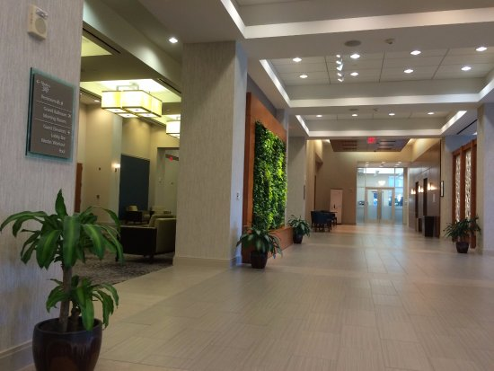 Lake Mary, FL: hall do elevador