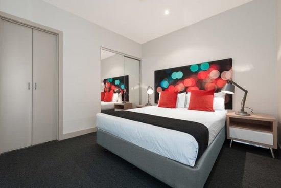 Preston, Australien: 2 Bedroom Superior 2 Bedroom Balcony