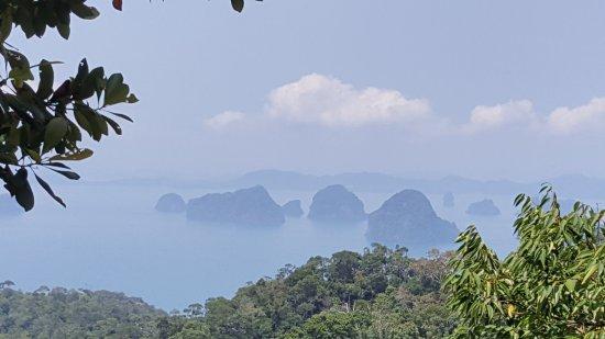 Nong Thale, Thailand: traumhafte Aussicht