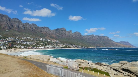 Camps Bay, South Africa: Camp's Bay Beach