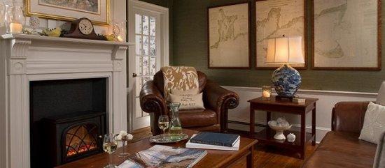 Chatham Gables Inn: Interior