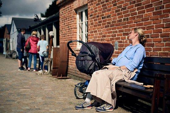 Esbjerg, Dania: Drøm dig tilbage til en svunden tid
