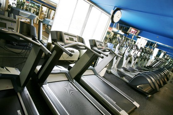 Timonium, MD: Fitness Room