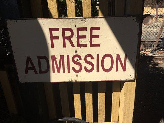 Talbot, Australia: Free admission