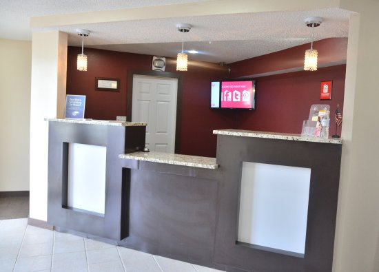 Anderson, IN: Lobby