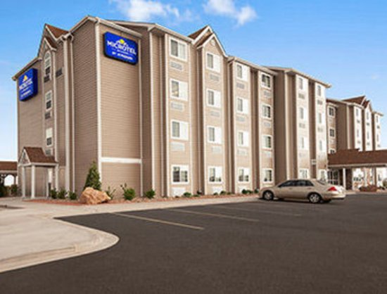 Welcome to the Microtel Inn and Suites Sweetwater