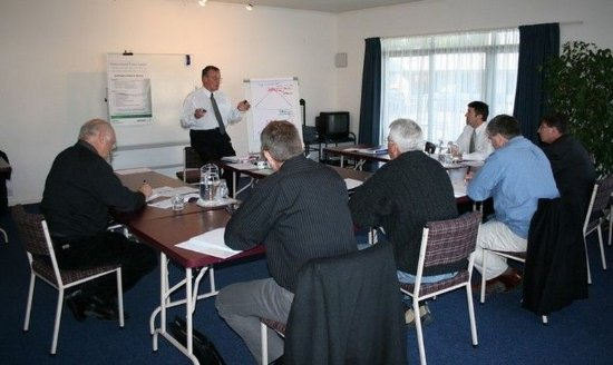 Portmans Motor Lodge: Conference Room