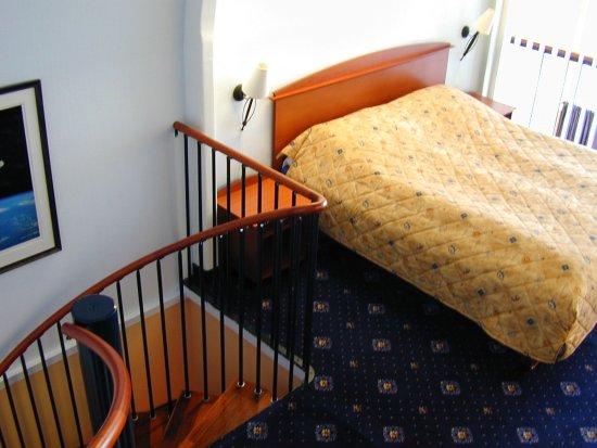 Scandic Harstad Interior Room Suite
