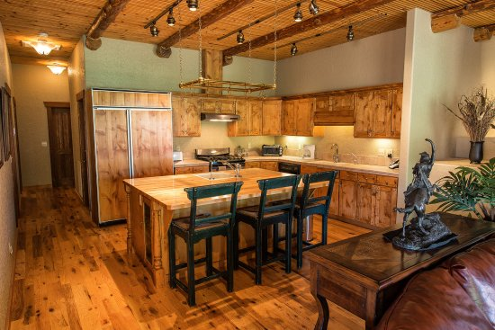 Sorrel River Ranch Resort and Spa: Ranch House Kitchen