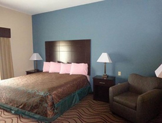 Freer, TX: Standard King Bed Room