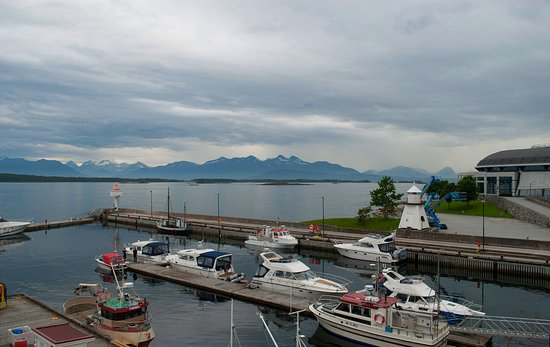 Molde, Noruega: View
