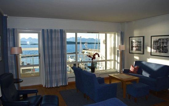 Molde, Noruega: Deluxe Room