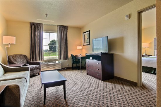 ‪‪Linton‬, ‪North Dakota‬: Two Room Suite‬