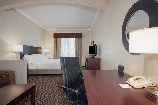 Davis, كاليفورنيا: Guest Room