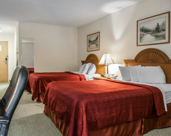 Rochester, IN: Guest Room